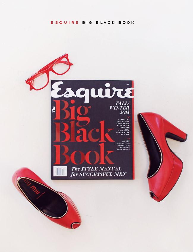 Esquire Big Black Book