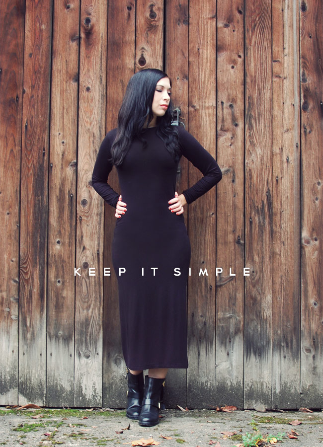 What I Wore: Keep It Simple