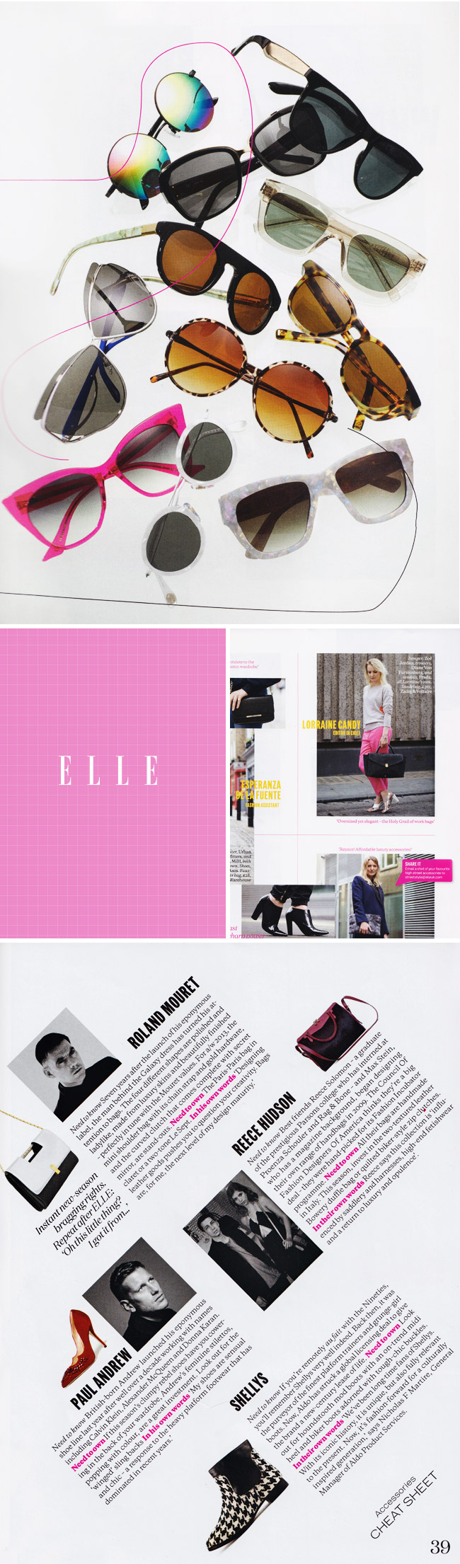 Nubby Twiglet | Elle UK Accessories