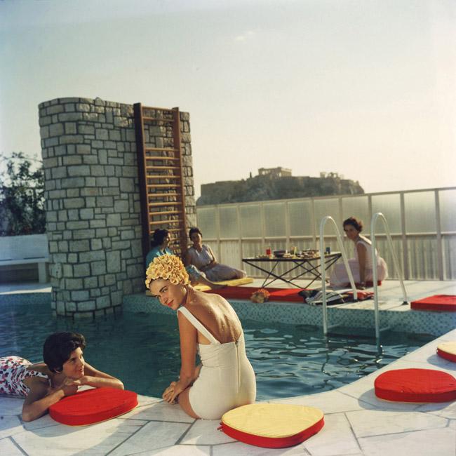 Nubby Twiglet | Slim Arrons: Poolside Penthouse