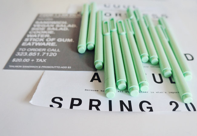 Nubby Twiglet | Poppin Office Supplies In Mint
