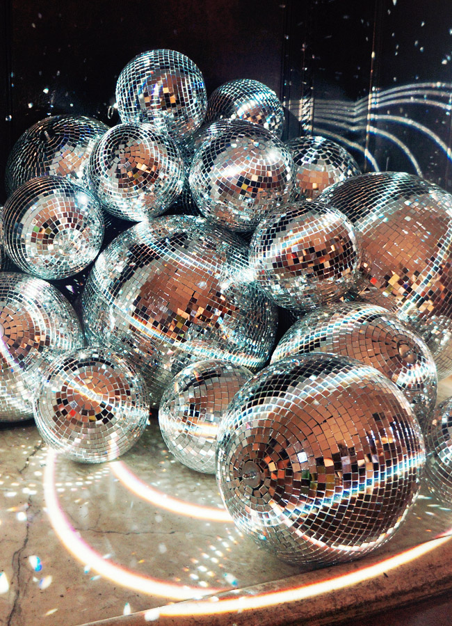 Nubby Twiglet | Link Love: NYC Disco Balls by Shauna Haider