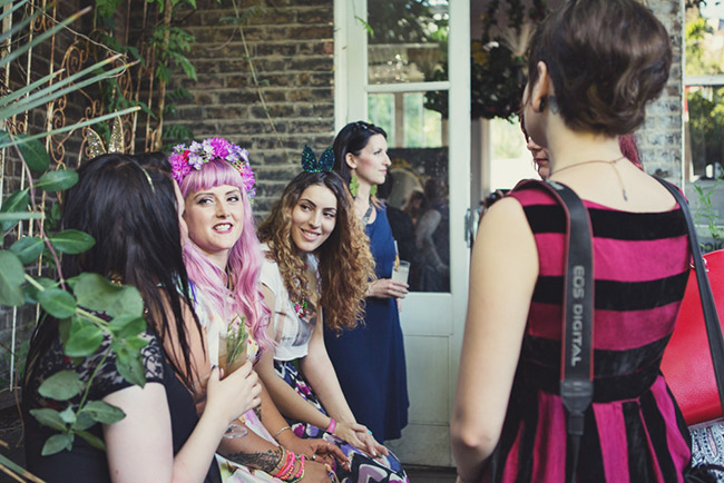 Nubby Twiglet | The Blogcademy London Mixer