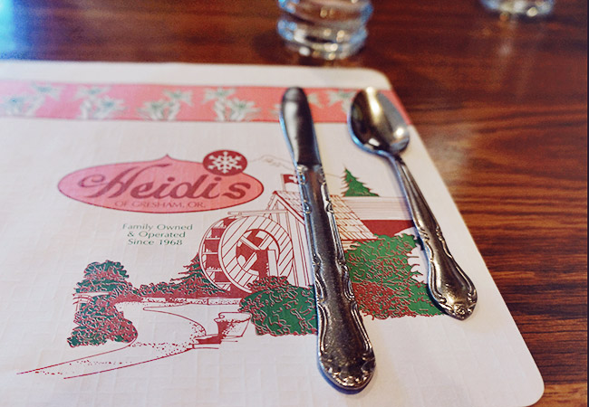 Nubby Twiglet | Out & About: Heidi's Of Gresham