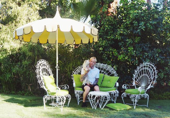 Nubby Twiglet | Palm Springs Getaway