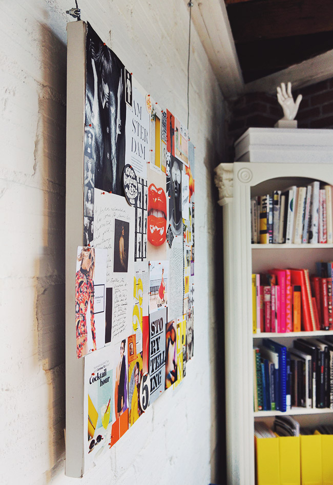 Nubby Twiglet | Anatomy Of An Office #5: Build Your Own Inspiration Board