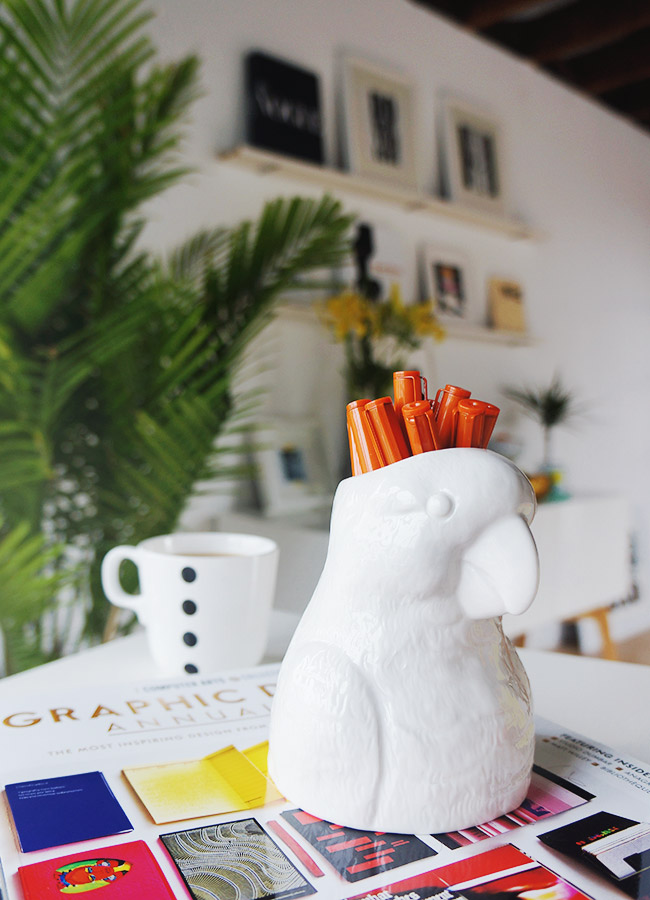 Nubby Twiglet | Branch Office Tour and Giveaway