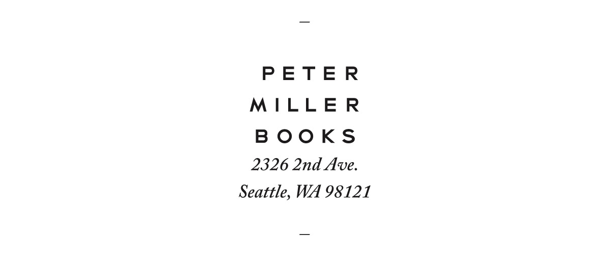 Nubby Twiglet | Out & About #9: Peter Miller Books, Seattle