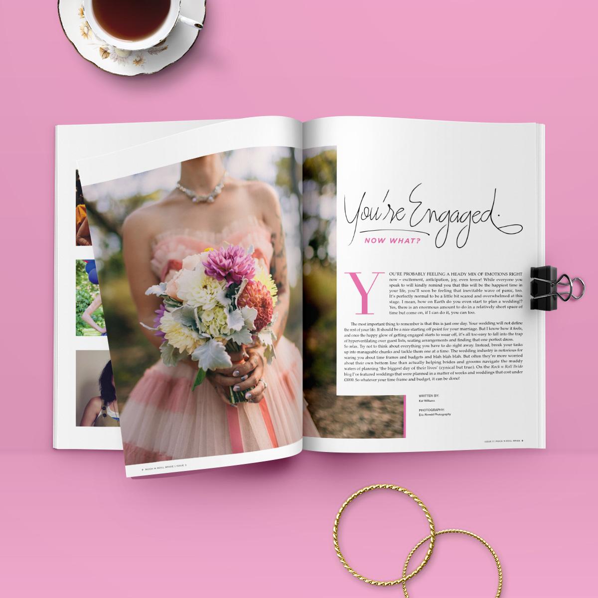 Nubby Twiglet | Rock n Roll Bride Magazine