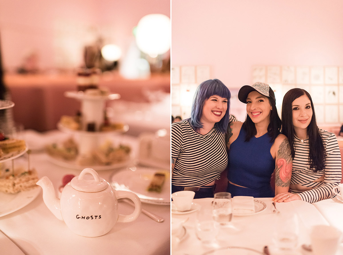 Nubby Twiglet | Out & About #10: Afternoon Tea at Sketch London