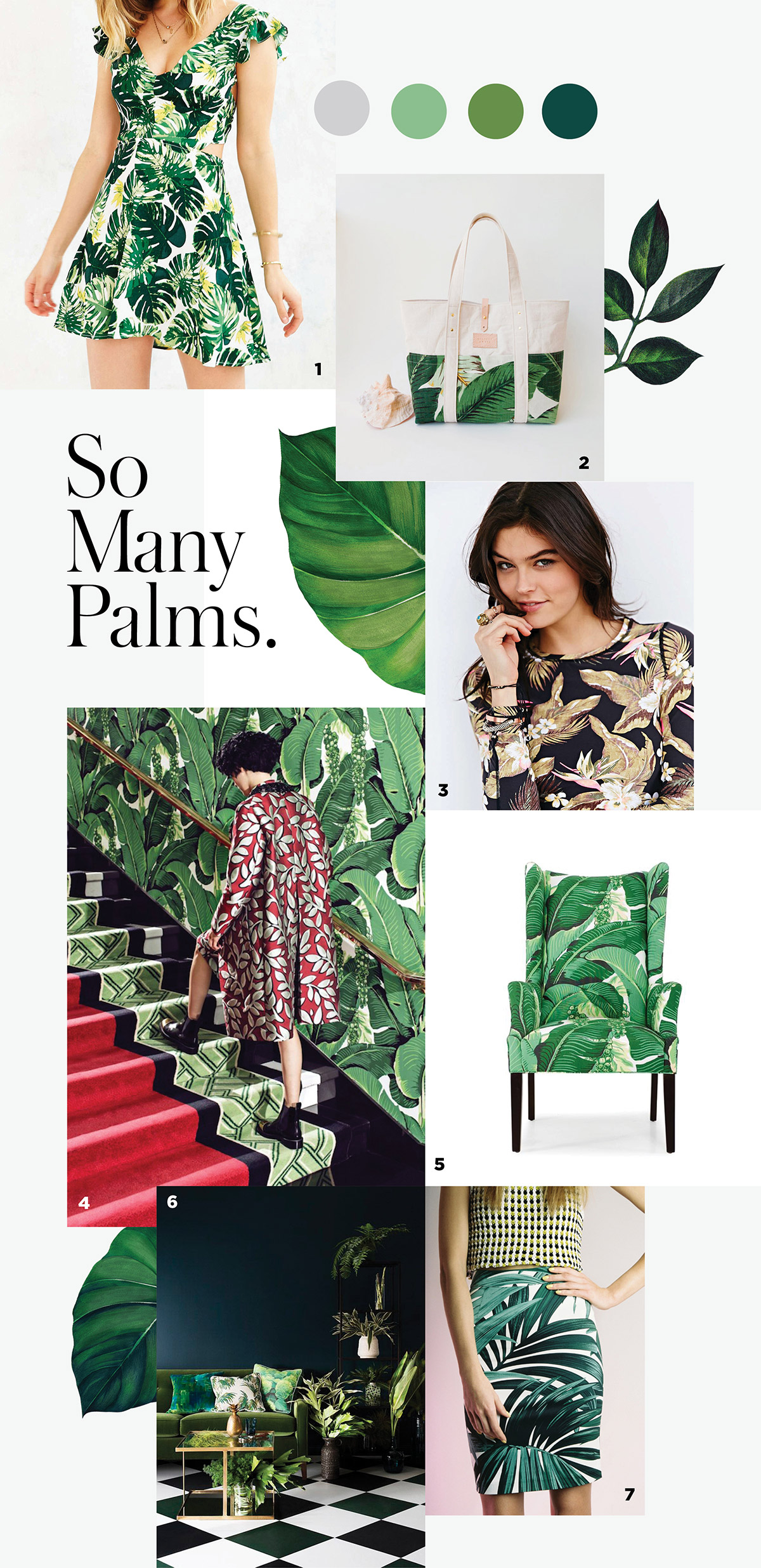 Nubby Twiglet | Palm Print