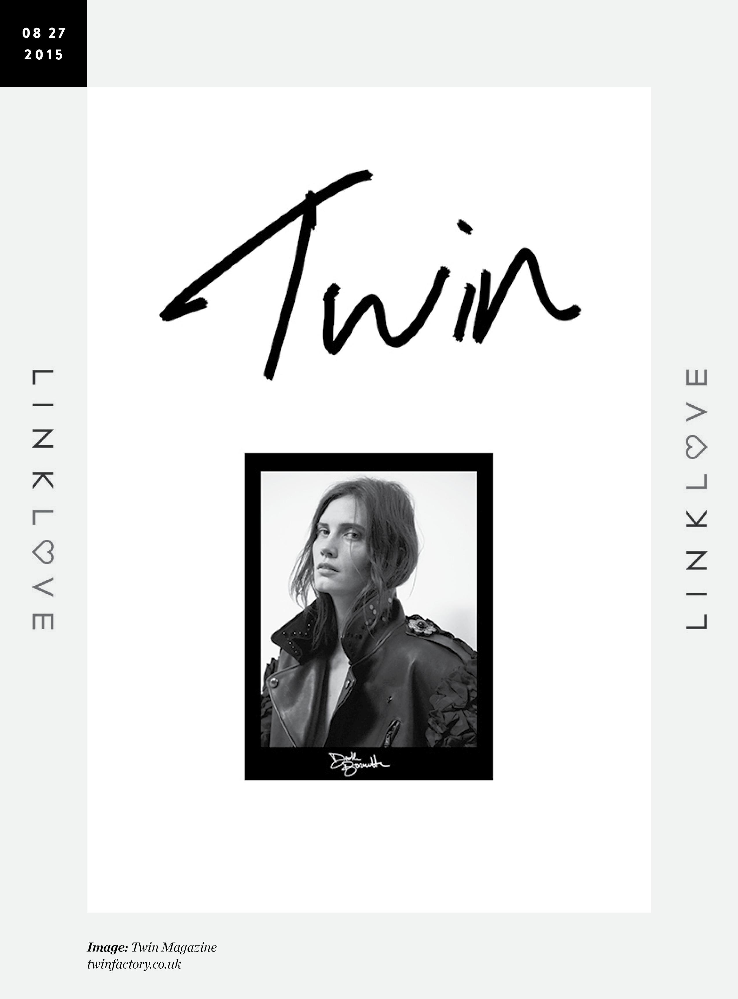Nubby Twiglet | Twin Mag